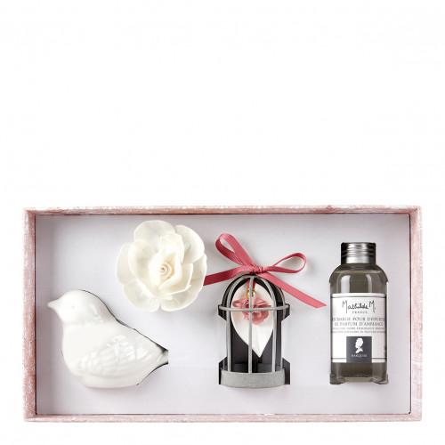 Coffret diffuseur de parfum d'ambiance Palazzo Bello - Marquise