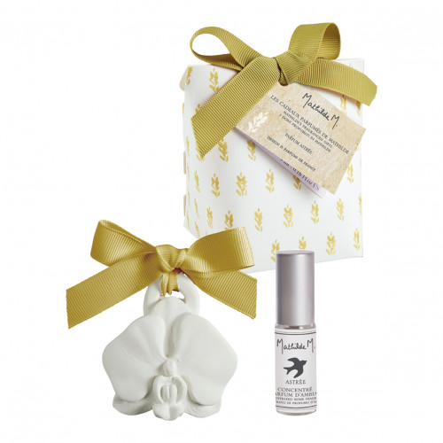 Les présents parfumés de Mathilde Palazzo Bello - Astrée