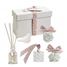Coffret diffuseur de parfum d'ambiance Les présents de Mathilde - Fleur de Thé