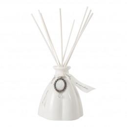 Diffuseur de parfum d'ambiance Marie-Antoinette blanc - parfum  Figuier Dolce