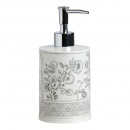 Distributeur de savon Paradis Fleuri