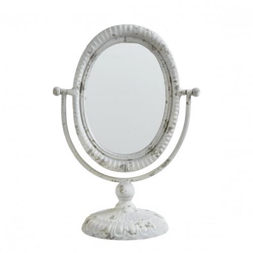 Miroir sur pied Victoire