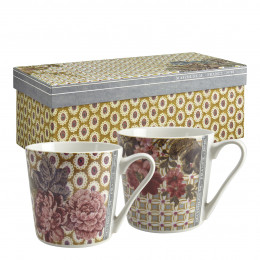 Coffret de 2 mugs Madame de Montespan